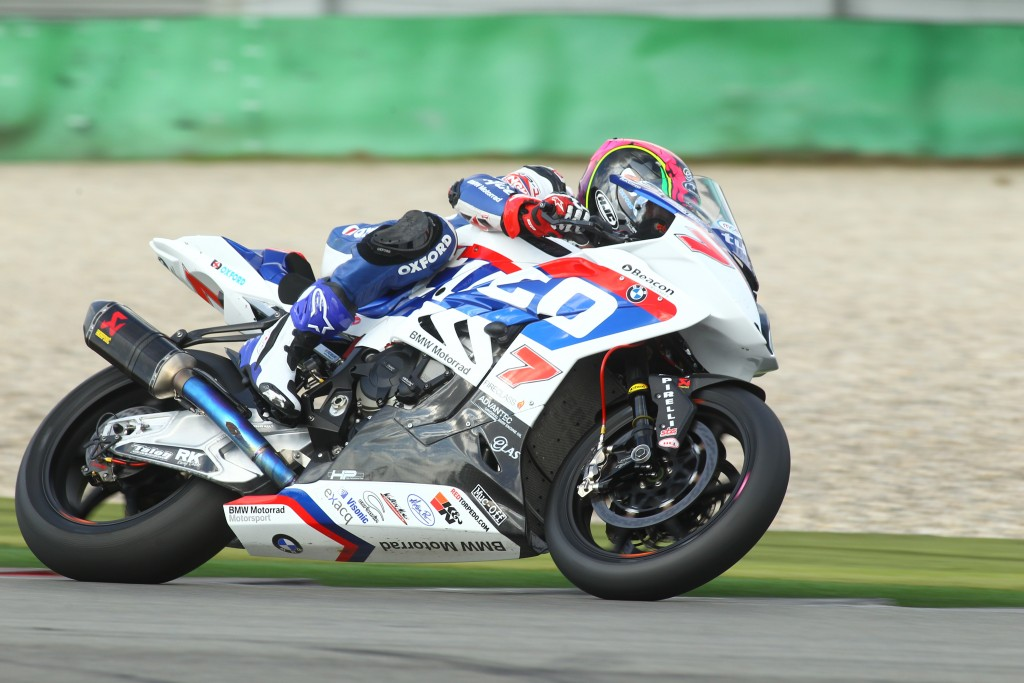 LAVERTY FINDS HIS FORM AS BRIDEWELL DIGS DEEP AT ASSEN
