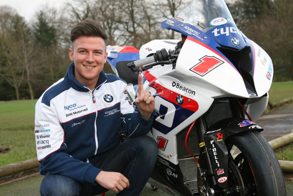 SUPERSTOCK CHAMPION ELLIOTT JOINS TYCO BMW FOR 2016