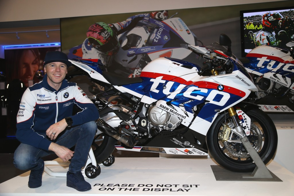 BMW Motorrad UK unveils limited-edition Tyco BMW S 1000 RR
